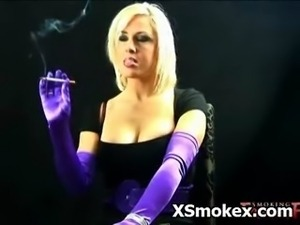 Fetish Smoking Naughty Kinky Whore