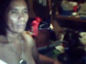51 YEAR OLD FILIPINA MOM RHODORA LEPITEN SHOWS HER BOOBS
