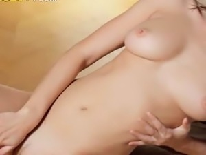 blackhair love solo masturbation