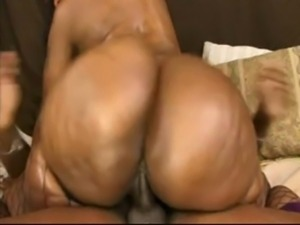 big booty ms. cleo (ass clapping) free