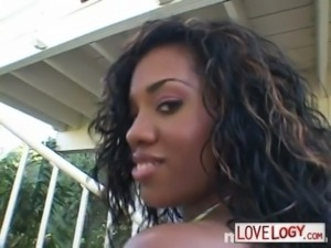 1 In The Pink 1 In The Stink Sydnee Capr  Double Penetration, Interracial Big...