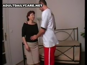 SEXY MOM 56 redhead mature with a young man free
