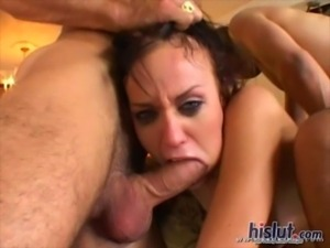 Holly got double fucked free