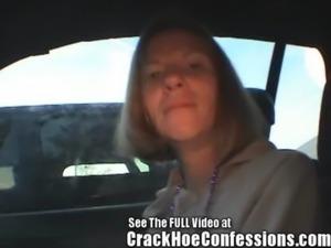 Crazy ass crackhoe Chris tells her story free