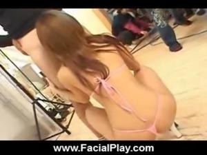 Bukkake Now - Sexy Japanese Babes Facial Cumshots 11 free