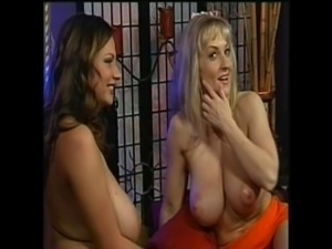 Nadine Jansen In Bed With Danni Ashe