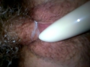 Juiciest of inviting pussy sucks up cock vibrator buzzing