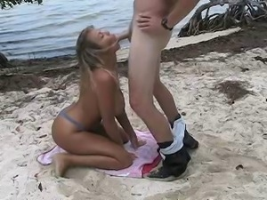 HOT FUCK #15 (Cougar Doggystyle at the Beach)
