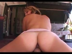 Heidi's Hot Hairy Cunt Fucked POV