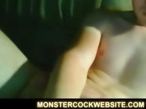 MONSTER TWINK SELFSUCK