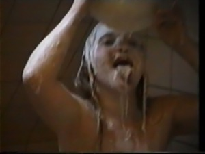 Dirty Girl body is cum glazed .Part 2. free