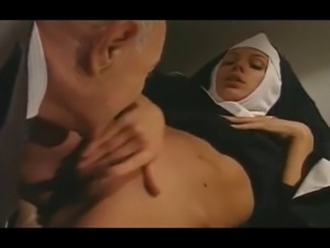 nuns are horny ...