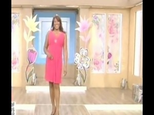QVC model big panties