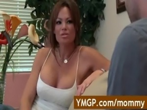 Busty horny MILF get fucked hard - clip35 free