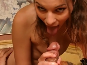 One of a kind pornstar Amber Rayne