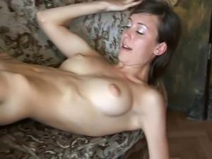Teen Russian Lesbians - Ira and Olya