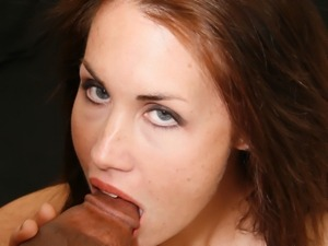 Interracial sex action with horny Maggie Matthews