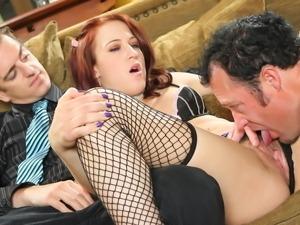 Cheyenne Jewel wants to be hardcore penetrated