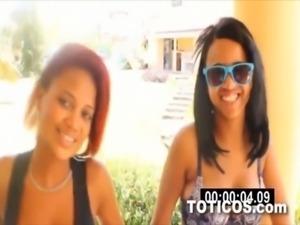 Fresh Black Latina Amateurs - Toticos.com dominican porn free