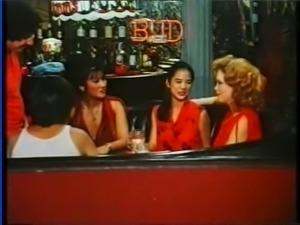 Mai Lin VS Serena (1982) scene 2