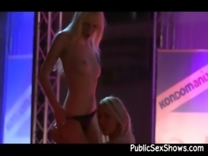 2 strippers lay back and get dirty free