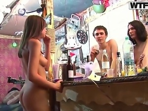An awesome hottest orgy with the Caprice, Dasi West, Kelsey, Mimi, Noell and...