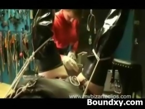 Kinky Erotic Seductive Latex Submission