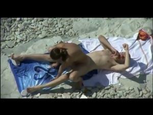 TROC Loves Spying Nude Fuck on Beach