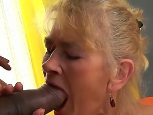Beata A is a sweet old lady, but she still prefers to fuck and t his time she...
