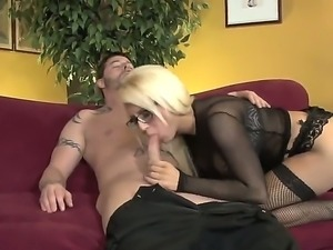 Alura Jenson pushed down her fucker friend Jacky Joy and enjoying great...