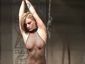 Hello people! This is a crazy and hot BDSM action with a gorgeous lesbian...