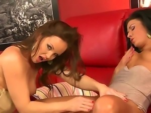Silvia Saint and Tea are absolutely amazing, they have perfect butts and tits...