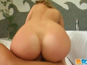 This cutie loves my cock sucking it and taking it all