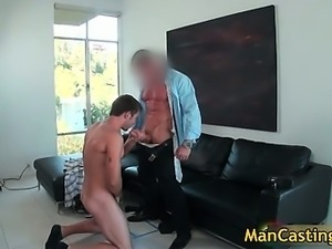 Good looking gay dude sucks stiff rod part5
