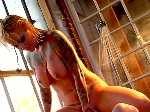 Incredible and hot lesbian scene with sexy girls named Dylan Ryder and...