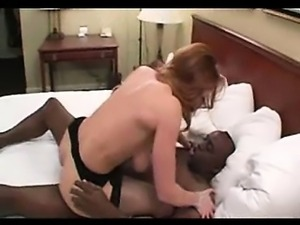 Amateur mature housewife milf interracial cuckold fucking