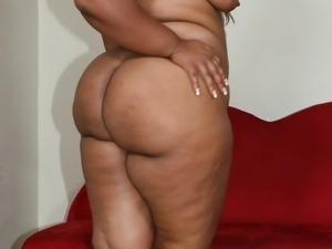 Loose black ass looks good in hardcore xxx video