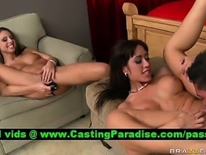 Capri Cavalli stunning babe fucking hard