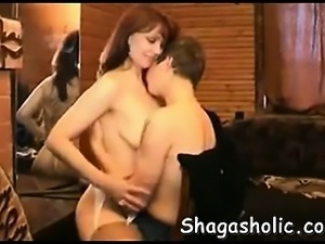 Amateur Mother and Son - Shagasholi