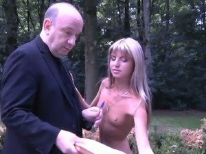 Young gina gerson fucked by older man