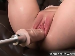 Amazing hot and sexy blonde whore part2
