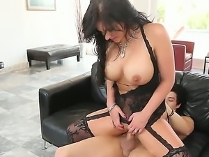 Here is the cool pounding with Phoenix Marie that you should watch! The...