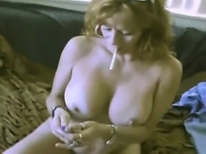 Mature Crack Whore Handling Two Dicks At One Time