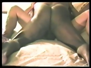 white wife cuckolds her hubby