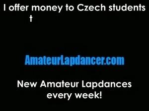 Lapdance show by kinky czech girls