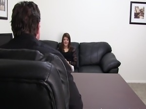 Inseminated against her knowledge, casting couch candidate Parker then lets...