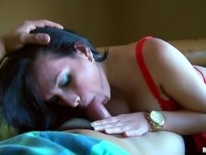 my horny latina wants jizz