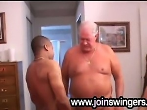 Sex crazed mature swingers