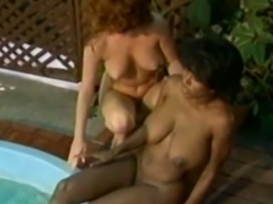Ebony ayes and brandy wine lesbian sex