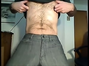 Sexy Hung Bulge Jeans